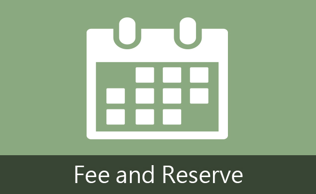 Fee and Reserve